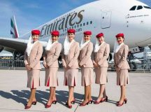 Emirates firms order for 50 A350s, quiet on A330neo