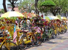 Travel around Asean with these unusual modes of transport