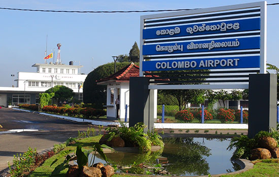 Colombo Ratmalana, Sri Lanka set to resume regular int'l ops