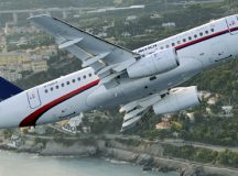Rossiya to acquire up to twenty SuperJets
