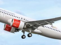 SAS adds first A320neo